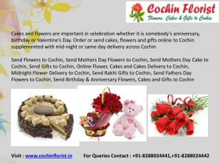 Send Flowers to Cochin