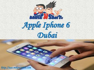 Apple iphone 6 Dubai