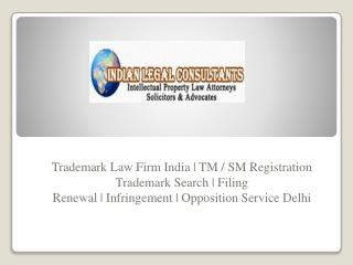 Trademark Registration Service Delhi India