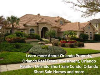 Learn more About Orlando Property, Orlando Real Estate Inves