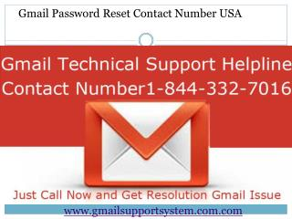 Call 1-844-332-7016 Gmail Tech Support customer service supp