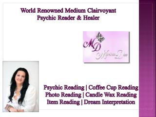 Psychic Reading Service in Australia | Psychic Reader
