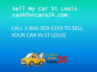 Sell My car St Louis