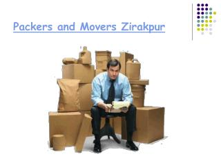 Packers and Movers Zirakpur  @ http://www.shiftingsolutions.