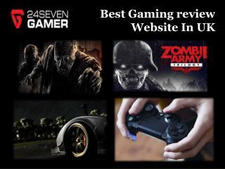 Best Gaming review Website In UK