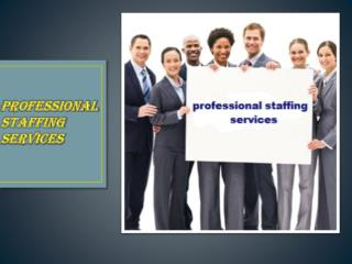 24/7 Instant Support Through Professional Staffing Services