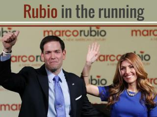 Rubio in the running