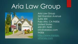 Iranian Immigration lawyers in California USA