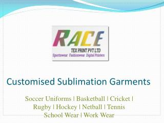 Soccer Uniforms Manufacturers   Custom Sublimated Jersey