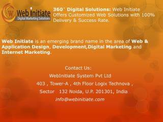 SEO Company India - SMO PPC , Website Design, Web Developmen
