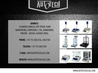Table Top Scale Manufacturer