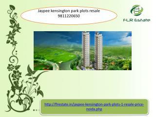 jaypee kensington park plots 9811220650 resale, jaypee kp1 p