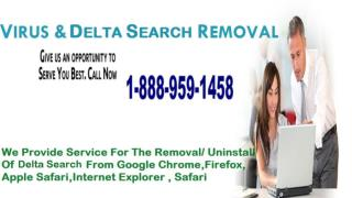 1-888-959-1458 Remove Delta Search Engine From Google Chrome
