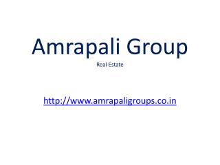 Amrapali Leisure Valley Greater Noida