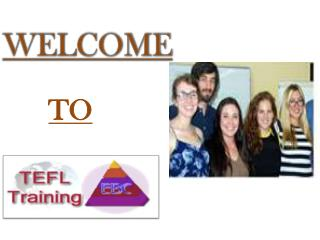 Online TEFL Certificate Course