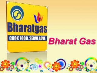 Bharat Gas Online New Connection