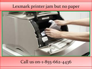 #1 855 662 4436 Lexmark Printer Not Scanning--Printer Not Re