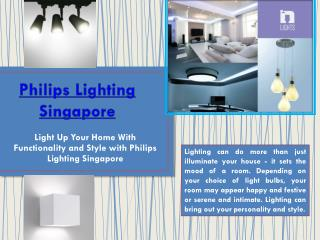 Philips Led Singapore
