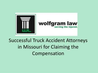 Wolfgram Law – Successful truck accident attorneys