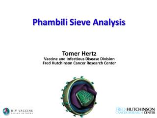 Phambili  Sieve Analysis
