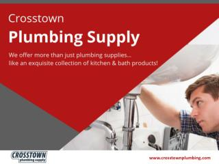 Quality Plumbing Supplies in NJ