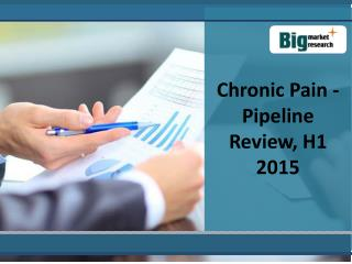 Chronic Pain - Pipeline Review, H1 2015