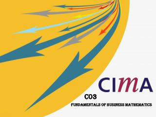 Cima C03   question papers and answers