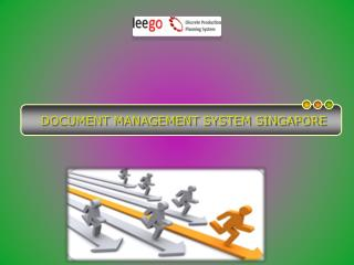 Steps Involved in Document Management System Singapore