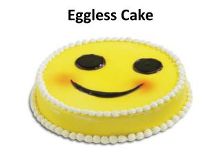 Buy Eggless Cakes