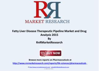 Fatty Liver Disease Therapeutic Development 2015