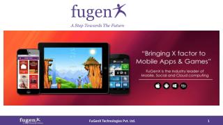 FuGenX-Innovation in Mobility