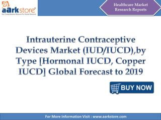 Aarkstore - Intrauterine Contraceptive Devices Market