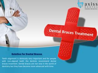 Find best Dental Clinc in Delhi for Teeth  Braces Treatment