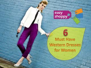 6 Popular Western Dresses for Women