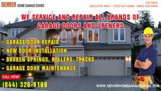 PPT on Denver Home Garage Doors