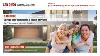 San Diego Garage Door Masters