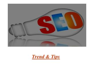 Learn About SEO & It's Significance for Business