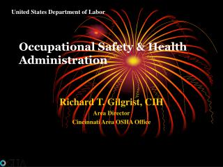 Occupational Safety & Health Administration