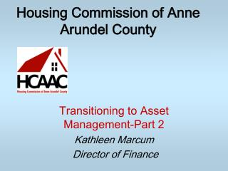 Housing Commission of Anne Arundel County