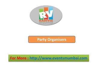 Party Organisers