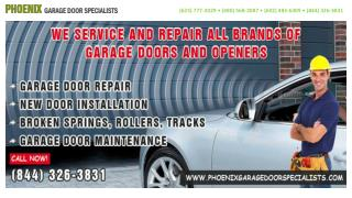 Phoenix Garage Door Specialists
