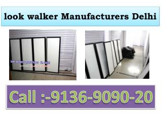 look walker manufacturer in delhi,9136-909020