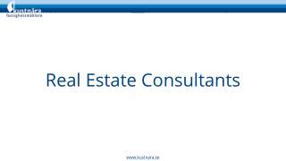 Kustnära Fastighetsmäklare - Real Estate Consultants