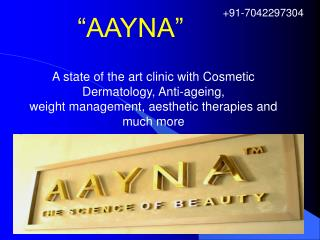Cosmetic Treatment in Delhi-NCR