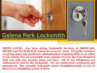 Galena Park Locksmith