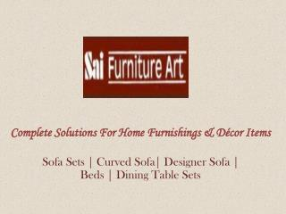 Sofa Set Manufacturers Delhi | Suppliers India