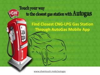 Want to find a CNG-LPG Gas Station in your Vicinity?