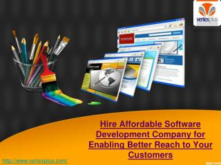 Hire Affordable Software Development Company for Enabling Be