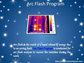 Arc Flash Program