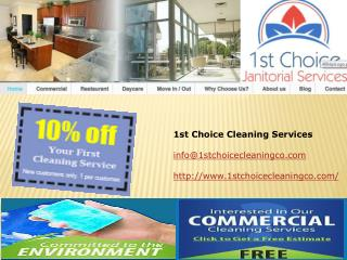 Office Cleaning service in Gwinnett Coutny, georgia
